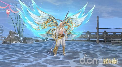 梦幻底图素材 翅膀