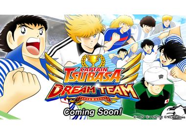 《足球小将翼:奋战梦幻队》国际版12月上架,现已开始预约注册