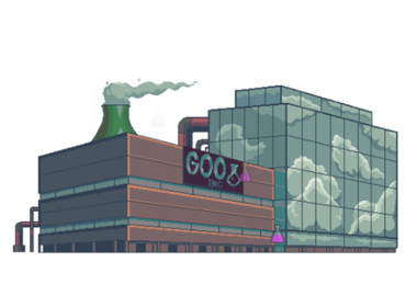 上线3天交易5万次,日活1600,首款放置类区块游戏Ether Goo解析