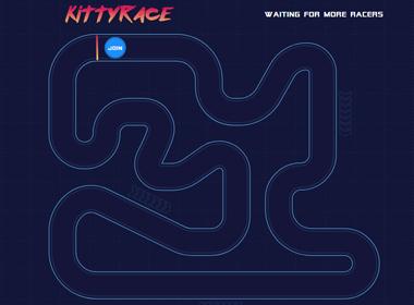 发掘区块链token的复用价值!KittyRace让《以太猫》的猫咪赛跑争奖