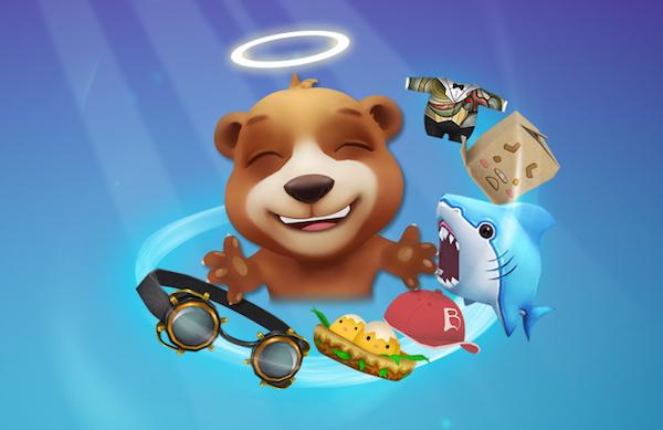 全球首款3D区块链手游上线!三步教你玩转《彼特熊》