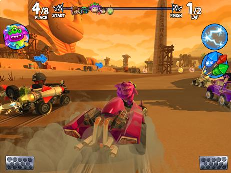 沙滩赛车竞速2